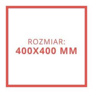 400x400 MM